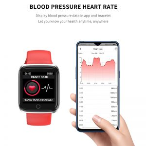 M6 Smart Watch Men Sport Pedometer Fitness Tracker Heart Rate Blood Pressure Watch Health Clock Women SmartWatch For IOS Android