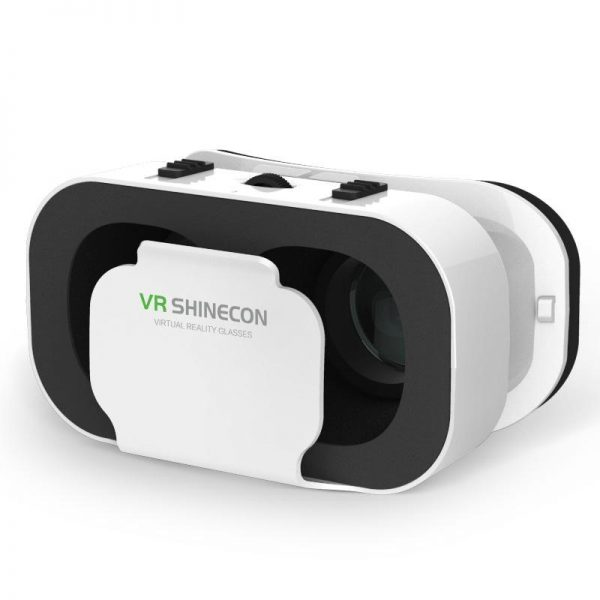VR Virtual Reality 3D Glasses Box VR SHINECONGlasses Headset for 4.7-6.0 inches Android iOS