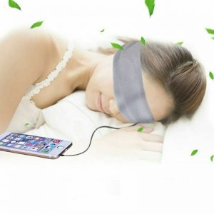 Hot Sleeping Headphone Sports Mask Headband Headphone Headset for Cell Phone 2019 New
