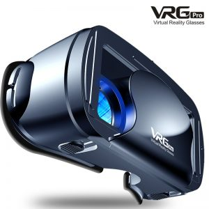 VR Glasses Virtual Reality Full Screen Visual Wide-Angle