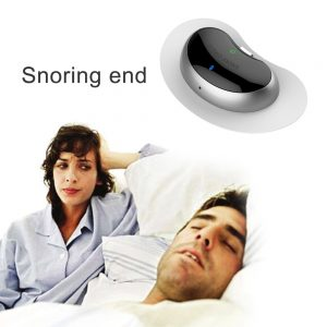 Smart snore stopper special purpose Smart Snore Stopper Stop Snoring Anti Snoring Device Wristband Sleeping Aid