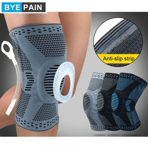 1Pcs BYEPAIN Professional Compression Knee Brace Support For Arthritis Relief, Joint Pain, ACL, MCL, Meniscus Tear, Post Surgery