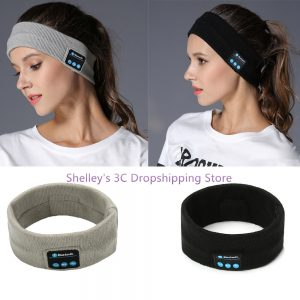 Wireless Bluetooth Headset Sports Headband For Men Women Stereo Music Hands-free For Running Jogging