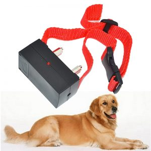Automatic Voice-activated Pet Dog Bark-stop Collar Anti Barking Collar Training Device