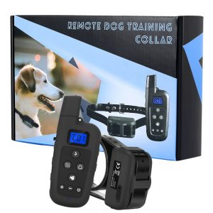 Trainertec Electronic Dog Collars and Remote Training Multi-dog system PTL60 wish shock and vibration